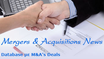 Mergers & Acquisitions database
